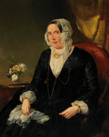 Jane Mander Jones, 1853 Henry Robinson Smith