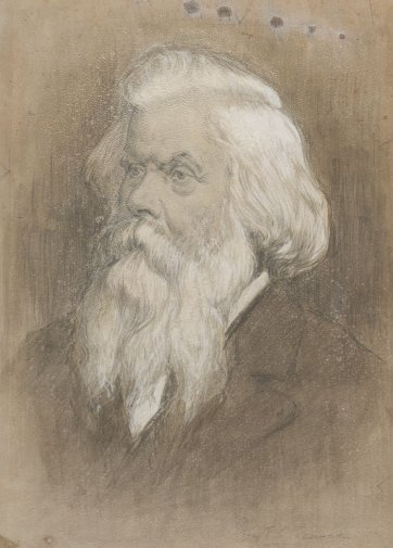 Henry Parkes, 1900 by Percy Spence