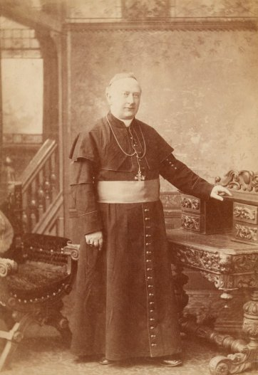 Thomas Joseph Carr, Catholic Archbishop of Melbourne, c. 1887 Johnstone O'Shannessy & Co