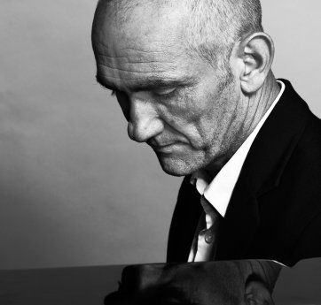 Paul Kelly, 2007 by Peter Brew-Bevan