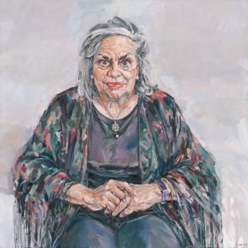 Portrait of Susan Crennan, 2017 by Lewis Miller