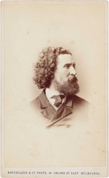 Charles Summers, (late 1860s) Batchelder & Co. Photo