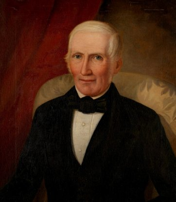 James Raymond, c. 1845-50 by an unknown artist