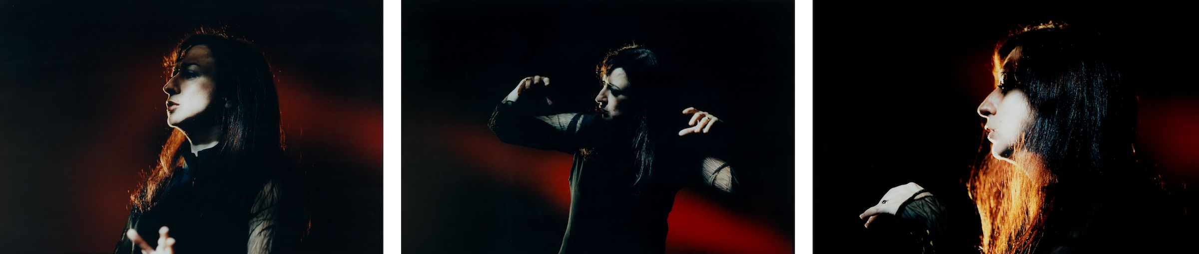 Simone Young, 2002 by Bill Henson
