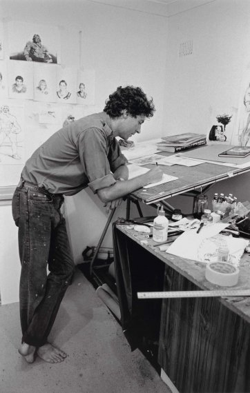 Bill Leak, 1984 Terry Milligan