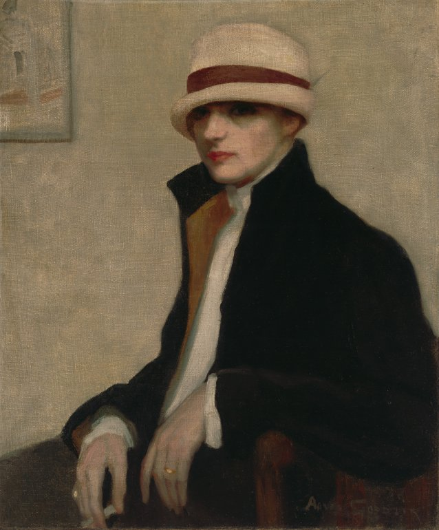 The Parisienne, c.1924 by Agnes Goodsir