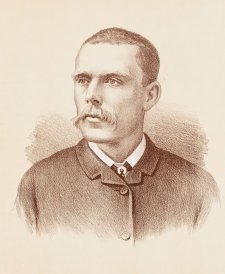 William Beach, 1888 an unknown artist