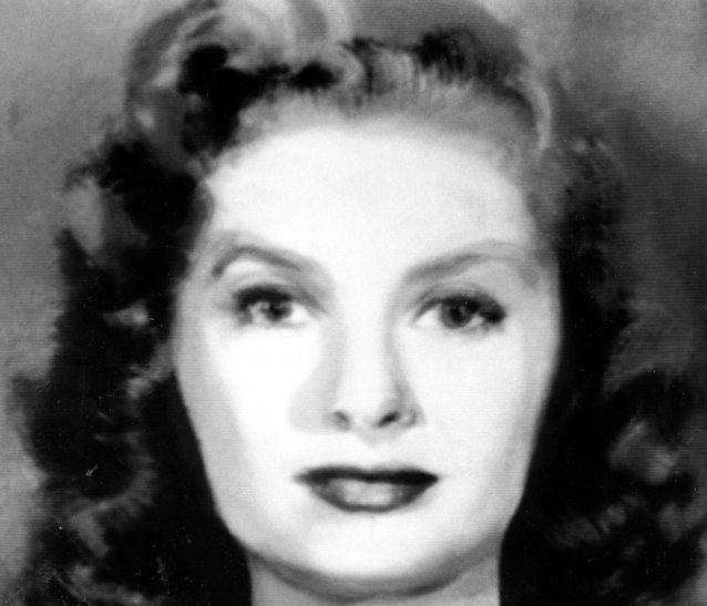 First composite: Bette Davis, Audrey Hepburn, Grace Kelley, Sophia Loren and Marilyn Munroe, 1982