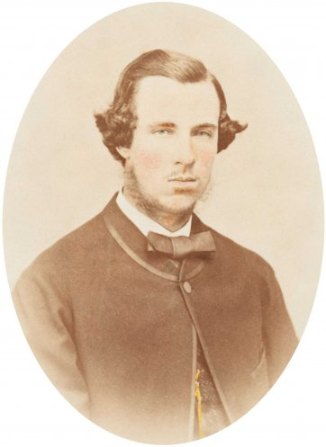 Egbert Spencer Wills, c.1870 Wilmot & Key