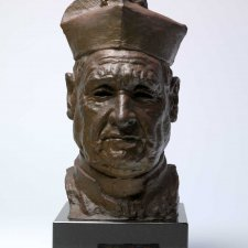 Archbishop Michael Kelly, c.1924 (cast 2010) Arthur Murch