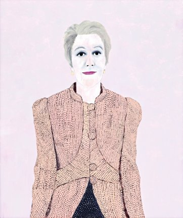 The Honourable Diana Bryant AO QC, 2019 by Sally Ross