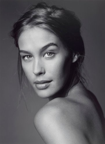 Megan Gale, 2002 by Ellen Dahl