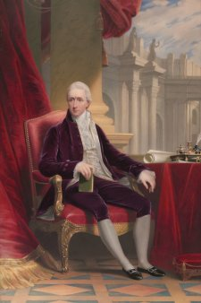 Portrait of William Manning, c. 1821 Henry Bone