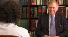 Interview with Michael Kirby and Ralph Heimans video: 5 minutes