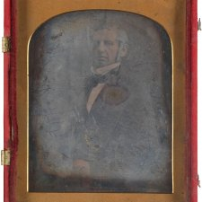 Edward Knox, c. 1855 an unknown artist
