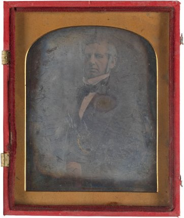 Edward Knox, c. 1855 by an unknown artist