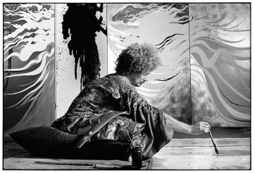 Brett Whiteley, 1972 Greg Weight