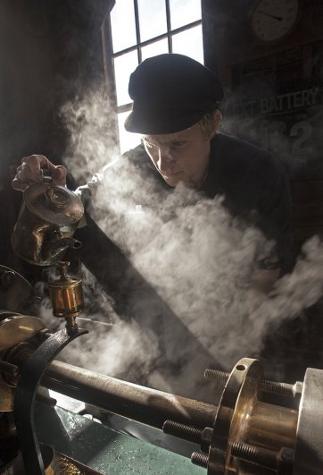 The steam apprentice