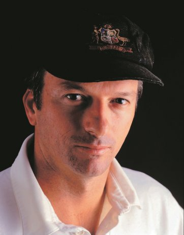 Steve Waugh, 2001 Russell Shakespeare