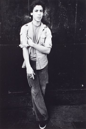 Untitled (42nd Street Series) 1979–80 by Larry Clark