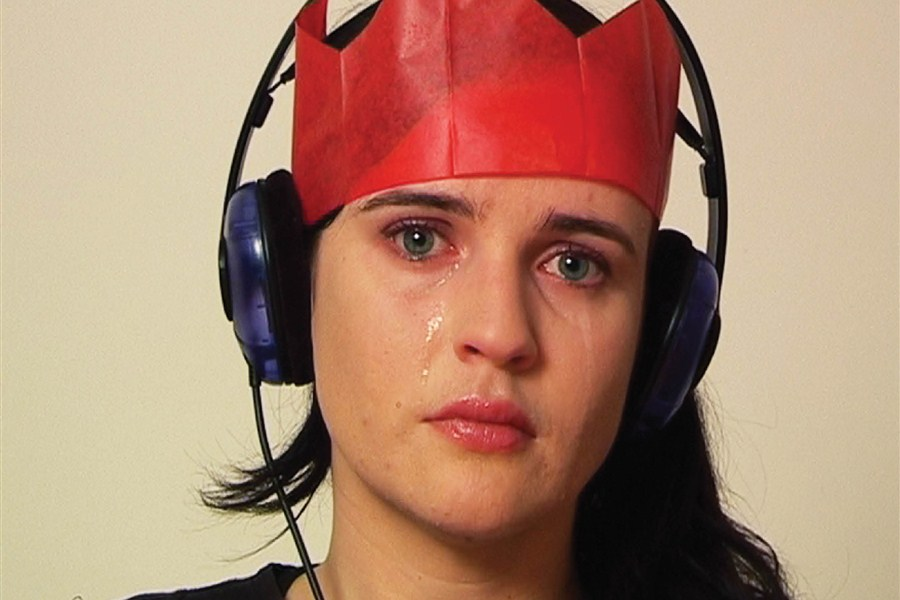 Cry me a future (still from video), 2006 by Kate Murphy