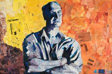Portrait of Philip Nitschke, 1998 (re-worked 2009) Amanda King