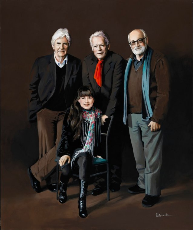 The Seekers reunite 50 years on