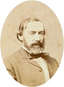 Sir Charles Gavan Duffy, c. 1870 by Batchelder & Co. Photo