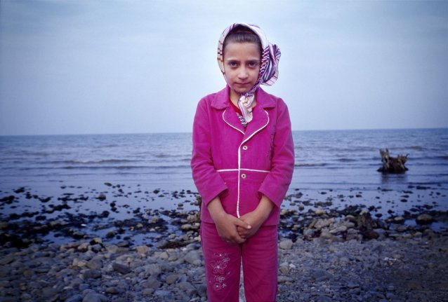 Sayeh: from the series Iranians, 2011