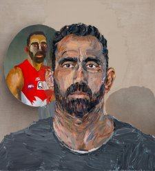 Adam (Adam Goodes), 2014 Alan Jones