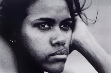 Cathy Freeman, 1994 (printed 2010) by Bill McAuley