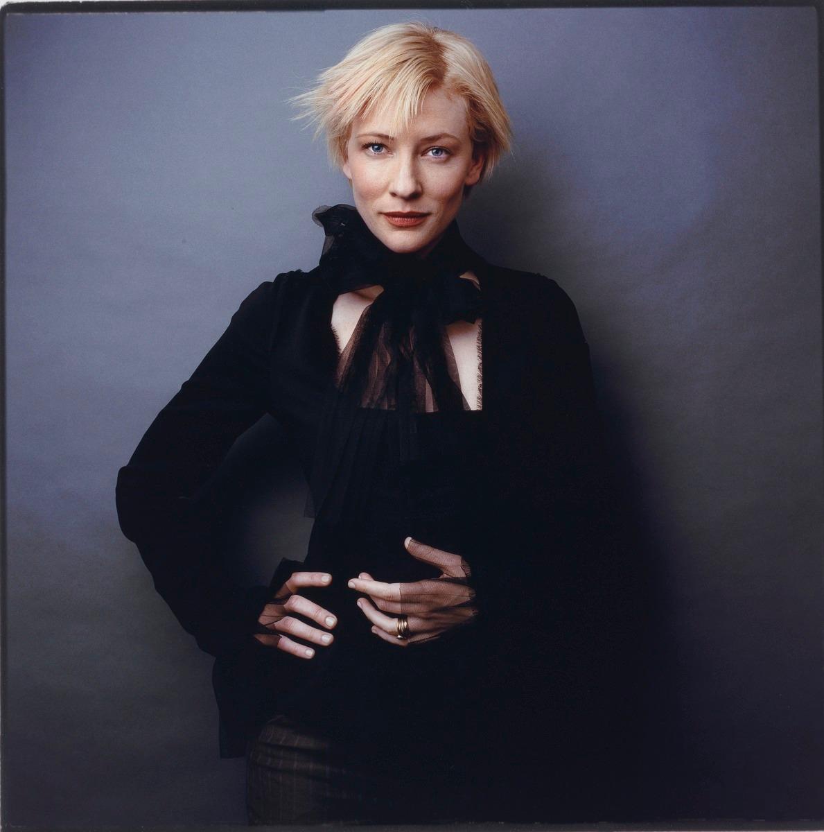 Cate Blanchett Bordertown