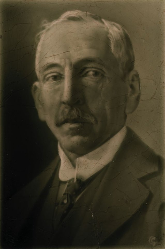 Portrait of Mr W.M. Hughes, Prime Minister of Australia