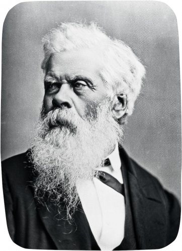 Sir Henry Parkes, c.1889 by an unknown artist
