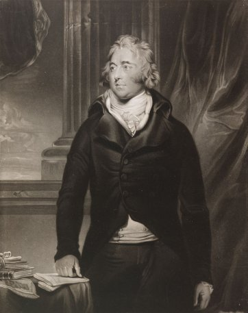 Robert Earl of Buckinghamshire (Hobart), 1808 by Sir Thomas Lawrence, Robert Dunkarton