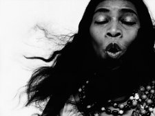 Marian Anderson, contralto, New York, June 30, 1955 Richard Avedon
