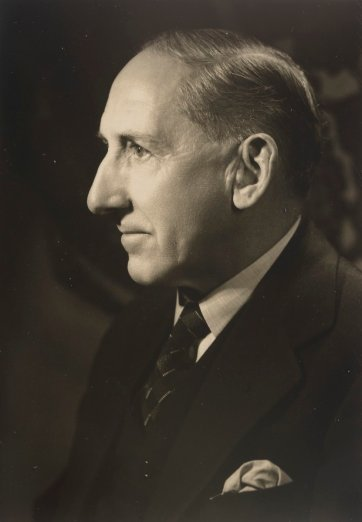 William Dakin, c. 1943 by Gervaise Purcell