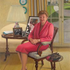 Her Excellency Marjorie Jackson-Nelson AC CVO MBE, 2006 by Avril Thomas