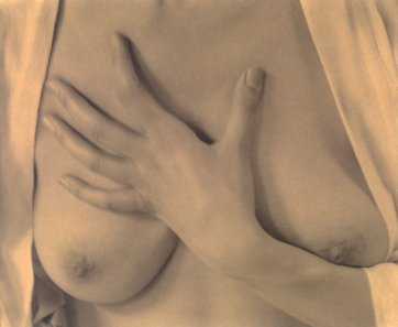 Georgia O'Keeffe - Hands and Breasts