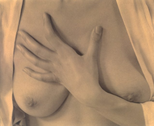 Georgia O'Keeffe - Hands and Breasts, 1919