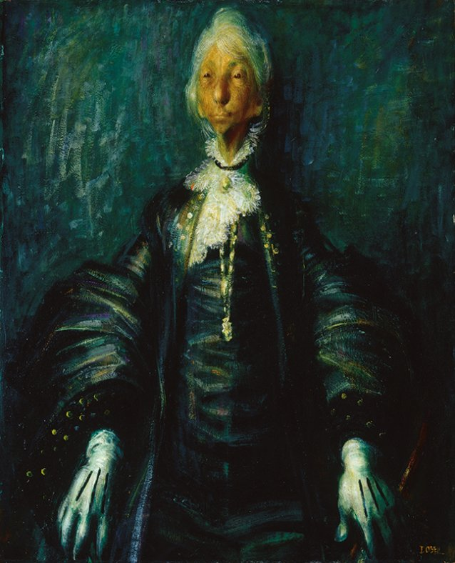 Dame Mary Gilmore, 1957 by William Dobell