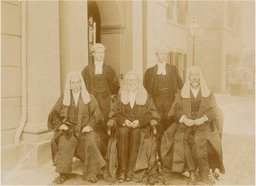 First High Court of Australia, c. 1903 an unknown artist