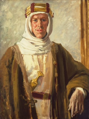 Colonel TE Lawrence