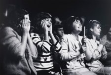 Rolling Stones fans, Sydney, 1965 (printed 2000) David Moore
