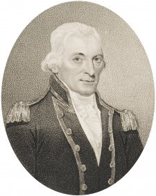 Captain John Hunter, Governor New South Wales, 1801 William Ridley