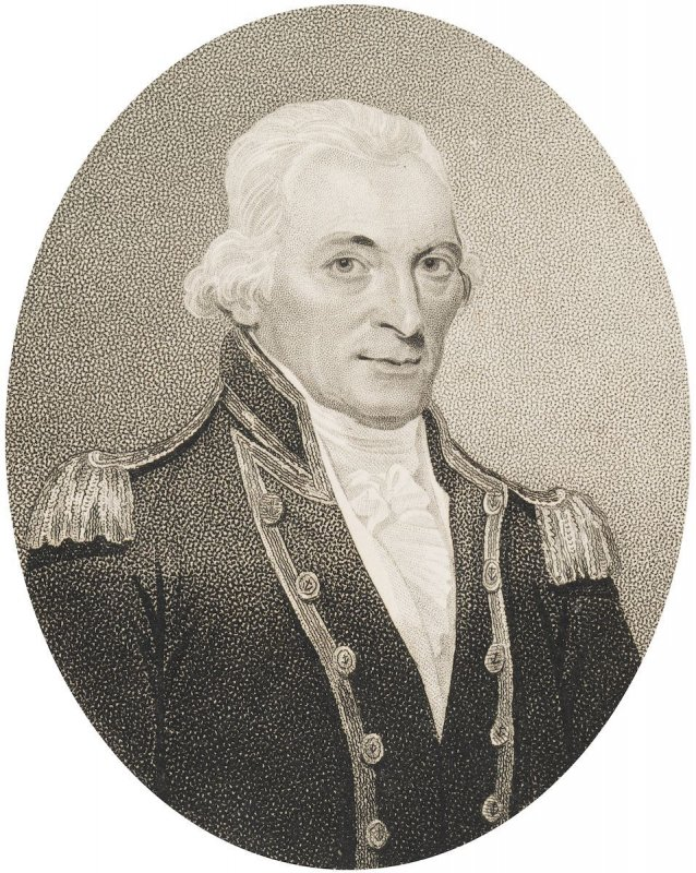 Captain John Hunter, Governor New South Wales