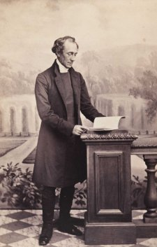 Charles Perry, c. 1863 by Batchelder & O'Neill