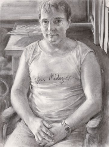 Chris Dickins, 1983-84 by Janet Dawson