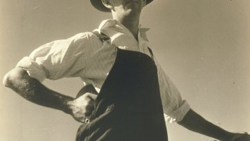 Joshua Smith, c. 1955 Max Dupain