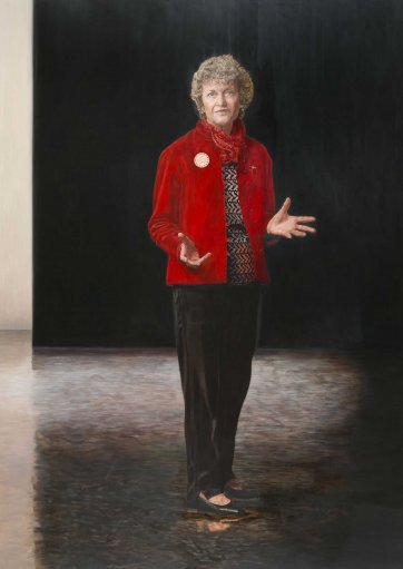 Fiona Stanley, 2011 by Mary Moore